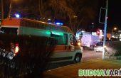 Моторист е с опасност за живота след катастрофа край Варна