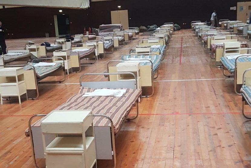 Пълни подробности за полевата болница във Варна