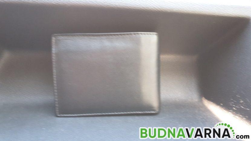 Варненец намери чужд портфейл и заведе семейството си на ресторант