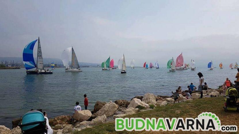 Откриват сезона в детско-юношеското ветроходство във Варна