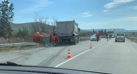 Тежка катастрофа край Варна