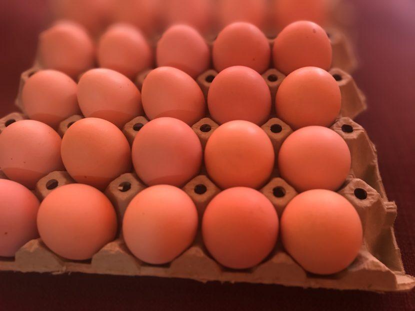 Яйца и агнешко, българско производство, се продават най-често във Варна
