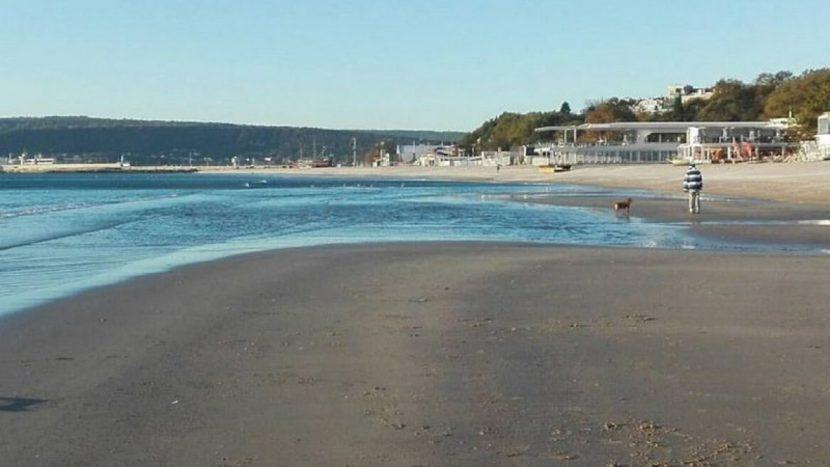 Варна остава без море
