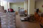 БЧК раздава хранителни продукти на хора под карантина или с ниски доходи