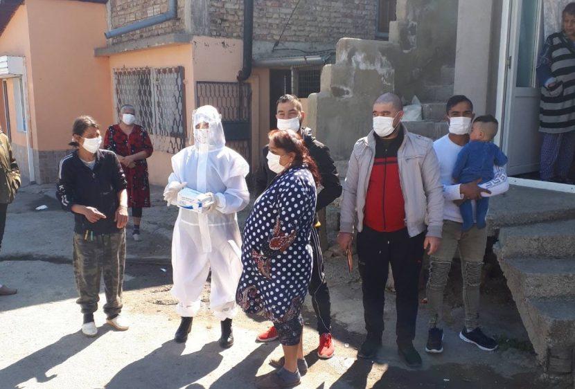 Седем медиатори работят във варненските райони с ромско население
