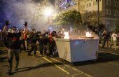 Напрежение в Чикаго, протестиращи блокираха пътни артерии