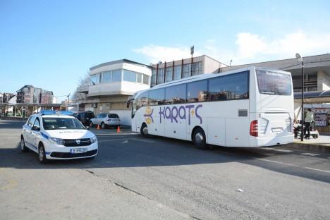 От днес повече автобуси по линията Варна – София