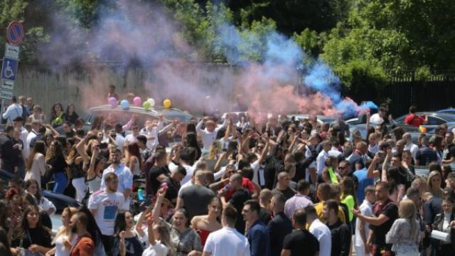 Абитуриентите с уникални балове през лятото