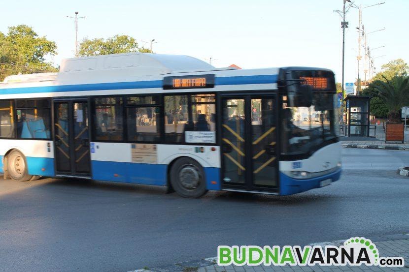 Жена пострада при инцидент във варненски автобус