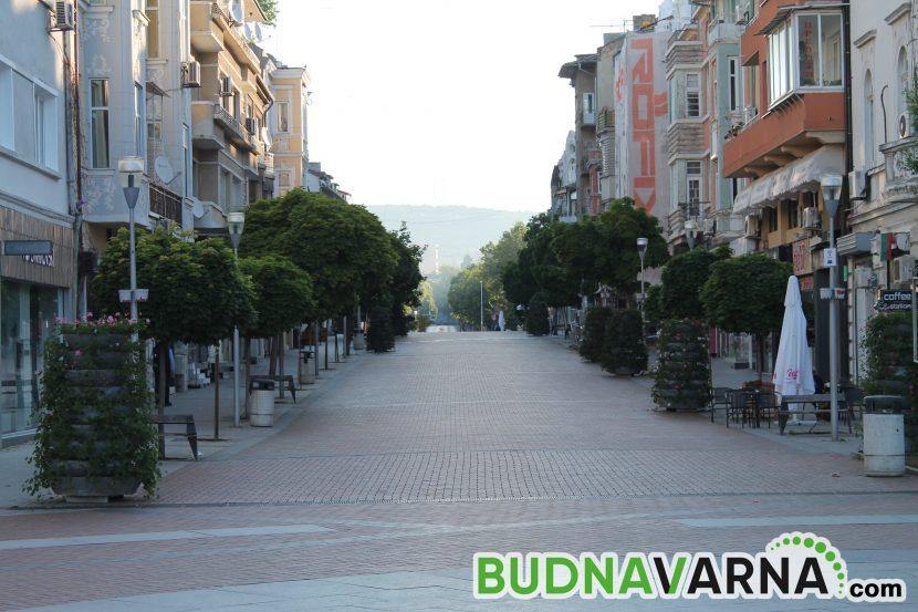 Затварят улици във Варна днес