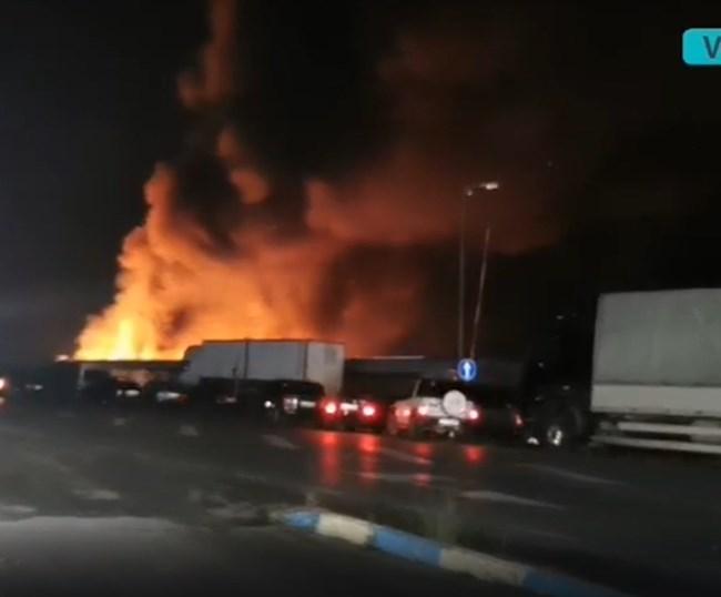 На живо:  За огнената стихия (видео)