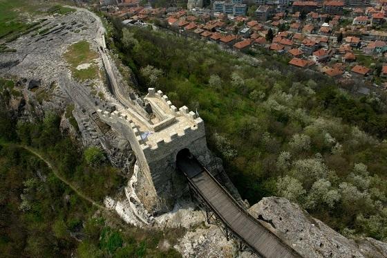 Крепостта Овеч в Провадия отваря