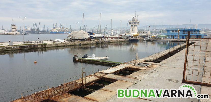 Анализ на водата около Морска гара – Варна: Показател над нормата със 130%