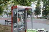 Варненци искат да бъдат премахнати уличните телефони (снимки)