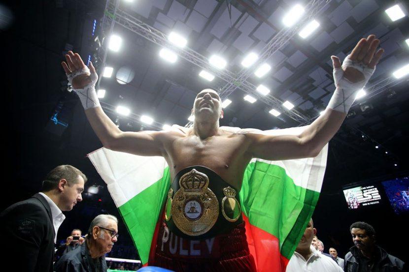 Тервел Пулев се изкачва в ранглистата на WBA