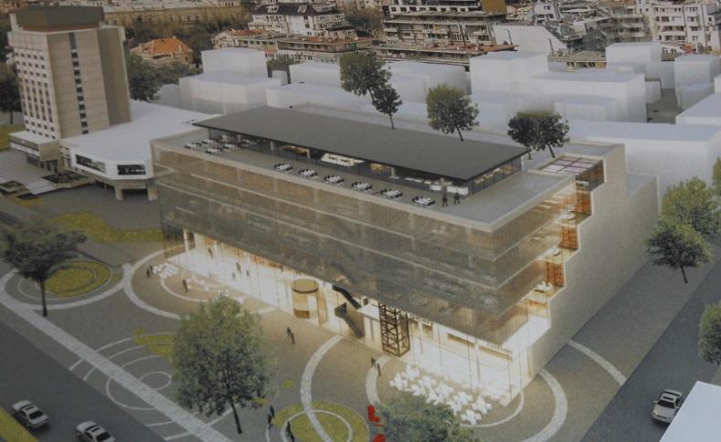 Процедурата за избор на изпълнител на новата сграда на библиотеката във Варна стартира скоро