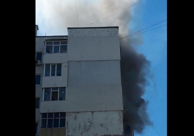 """Апартамент горя във варненския квартал """"Кайсиева градина"""""""