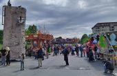 """Първият """"Семеен фестивал"""" завладя с магия жителите на район"""