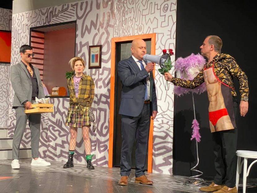 """Нов театрален суперхит! Пуснаха билетите за """"Баща ми се казва Мария"""""""