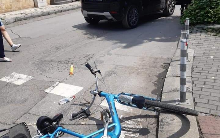 """Само за ден блъснаха двама велосипедисти на бул. """"Владислав"""""""