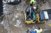 Варненка възмутена как се асфалтира в дъжд (снимки)