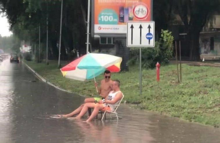 Да плажуваш на булевард