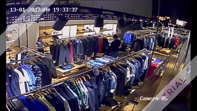 Непълнолетен от Каменар да краде дрехи в мол