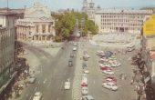 """Историята на площад """"Независимост"""" (снимки)"""
