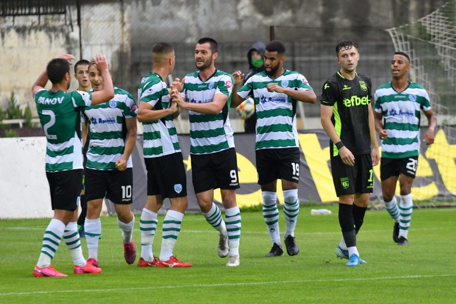 Футболистите на Черно море под карантина