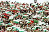 Футболните фенове в България във възторг