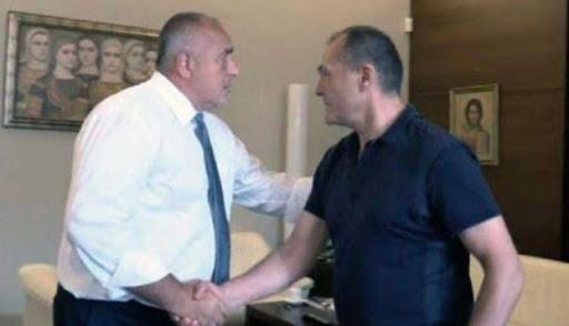 Борисов: Божков доведе при мен ръководството на бТВ