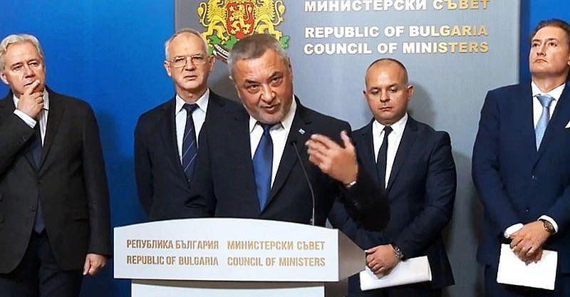 Валери Симеонов: Премиер остава Борисов