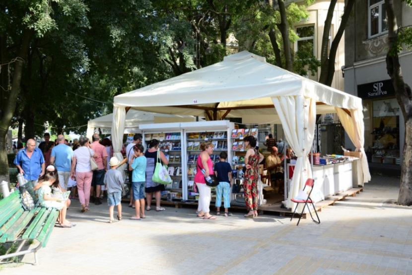 """И тази година във Варна ще се проведе дългоочакваната """"Алея на книгата"""""""