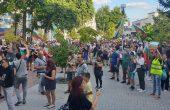 Варненци отново протестират (снимки)
