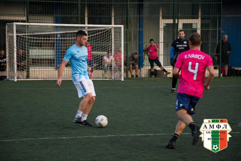 Порто и Балерини не се победиха в дербито на Premier лигата на АМФЛ-Варна