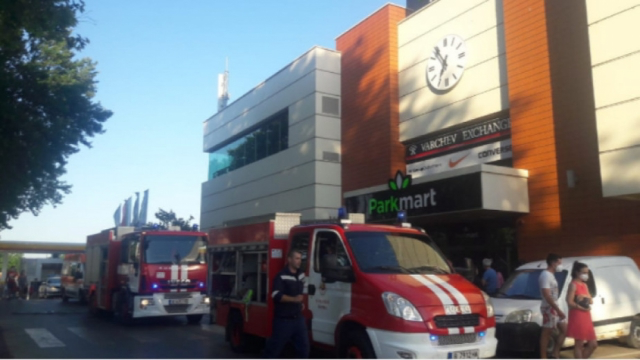 Пожар в Пикадили парк – Варна