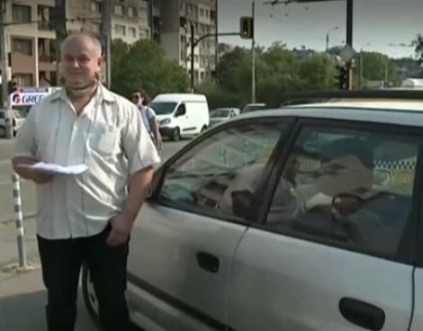 Шофьор получи глоба за неправилно паркиране във Варна без изобщо да е стъпвал в града (видео)