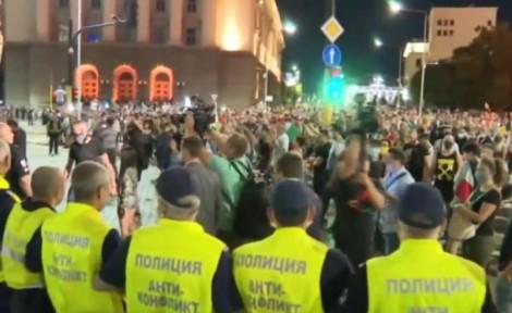 Започва проверка на действията на полицаите на протеста (ВИДЕО)