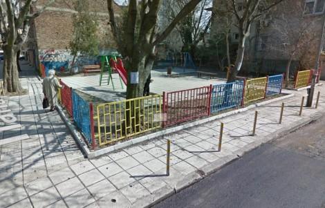Детска площадка във Варна под заплаха от застрояване
