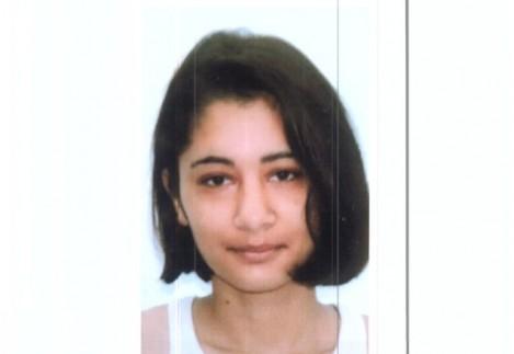 МВР-Варна издирва Даяна на 17 години