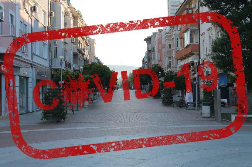 Варна с най-много нови случаи на Covid-19