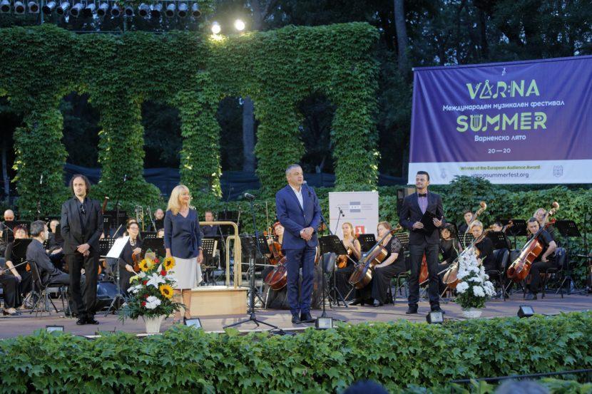 """ММФ """"Варненско лято"""" – сред 10-те фестивала в Европа, провеждани на живо"""