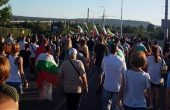 Варненци затвориха Аспарухов мост