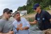 Гардове на НСО пазят Доган, бият оператор и заплашват Христо Иванов (видео)