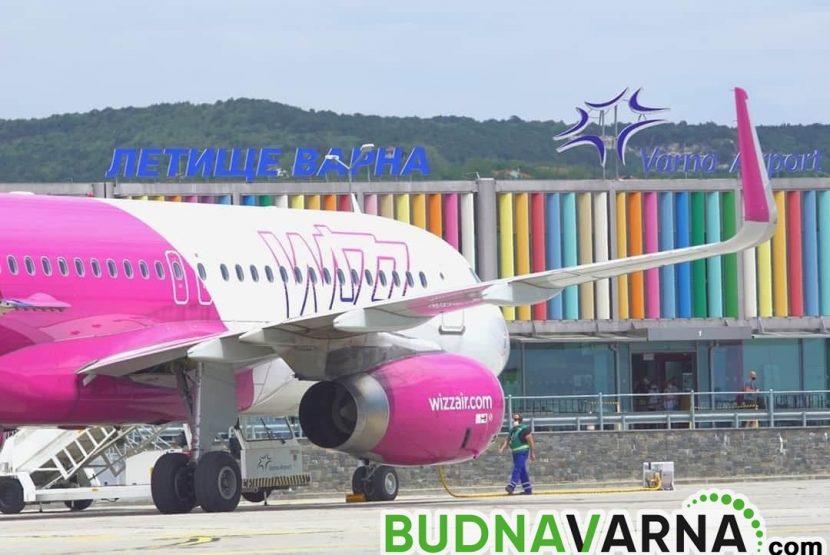 9 нови маршрута през юли от летище Варна