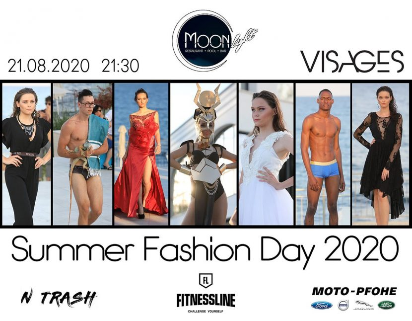 Топ моделите на Visages пристигат за Summer Fashion Day 2020