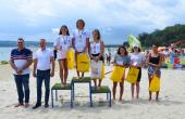 Наградиха победителите в плувния маратон Галата - Варна