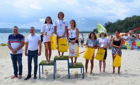 Наградиха победителите в плувния маратон Галата – Варна