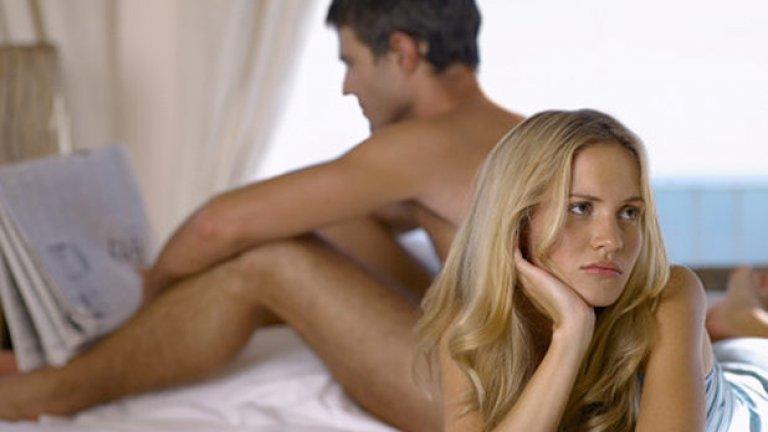 Промените в тялото ни, когато за дълго спрем секса