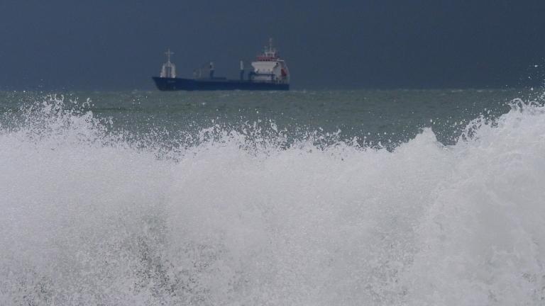 Спасиха бедстващ кораб край Обзор